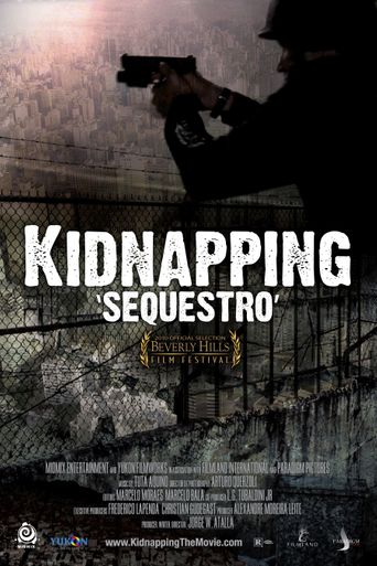 Kidnapping Poster