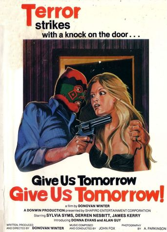 Give Us Tomorrow Poster