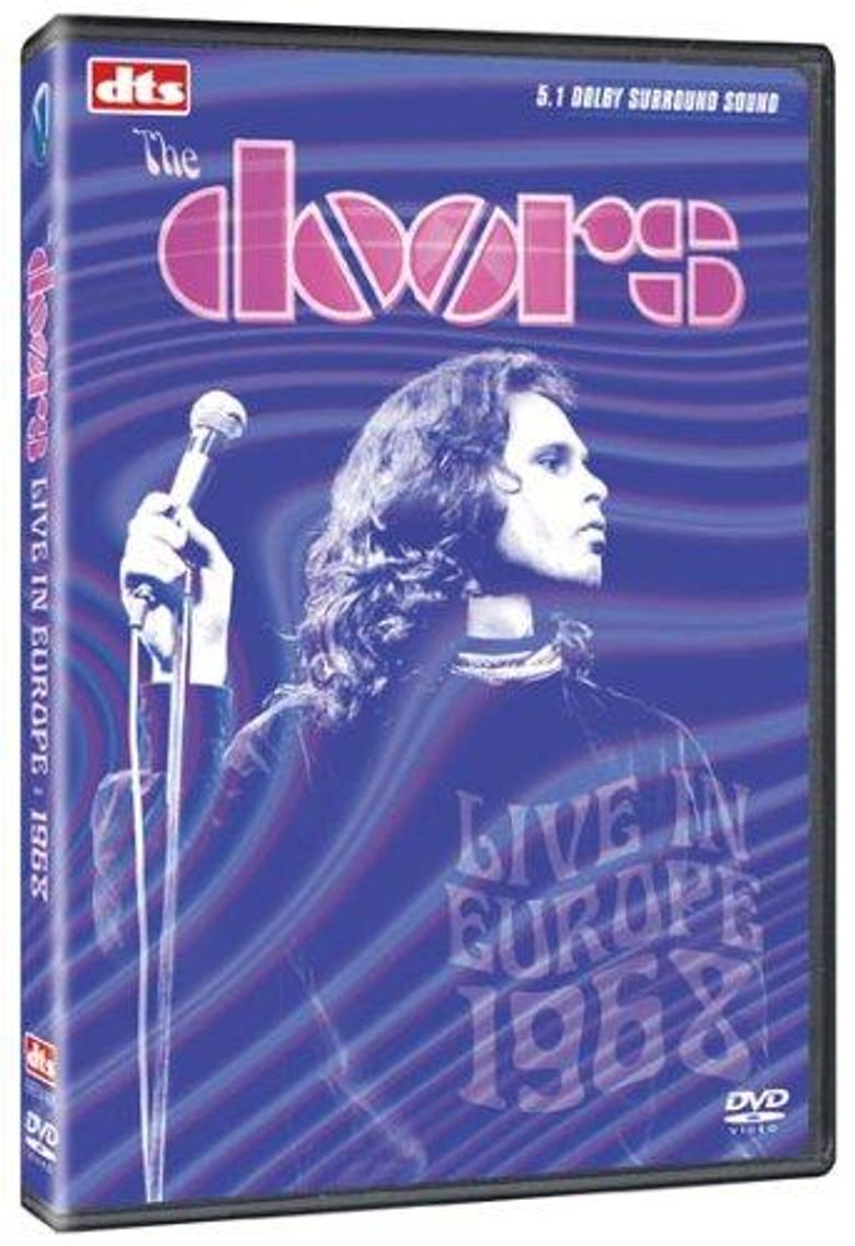 The Doors - Live in Europe 1968 Poster
