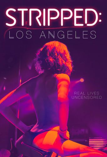 Stripped: Los Angeles Poster