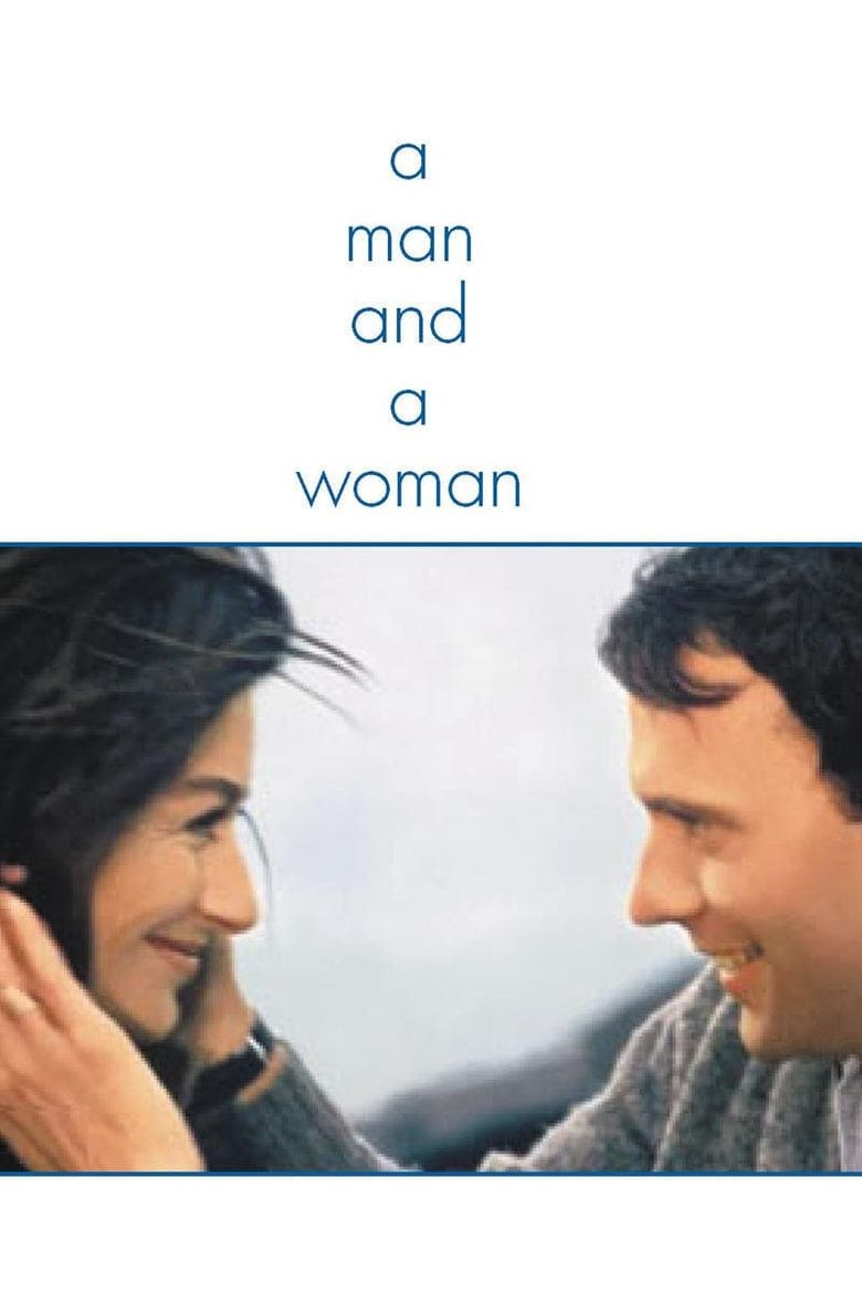 A Man and a Woman Poster
