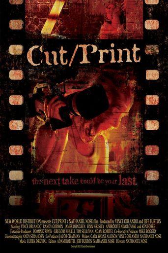 Cut/Print Poster