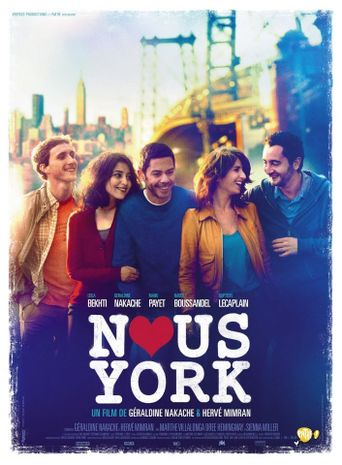 Nous York Poster