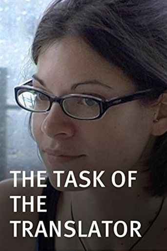 The Task of the Translator Poster