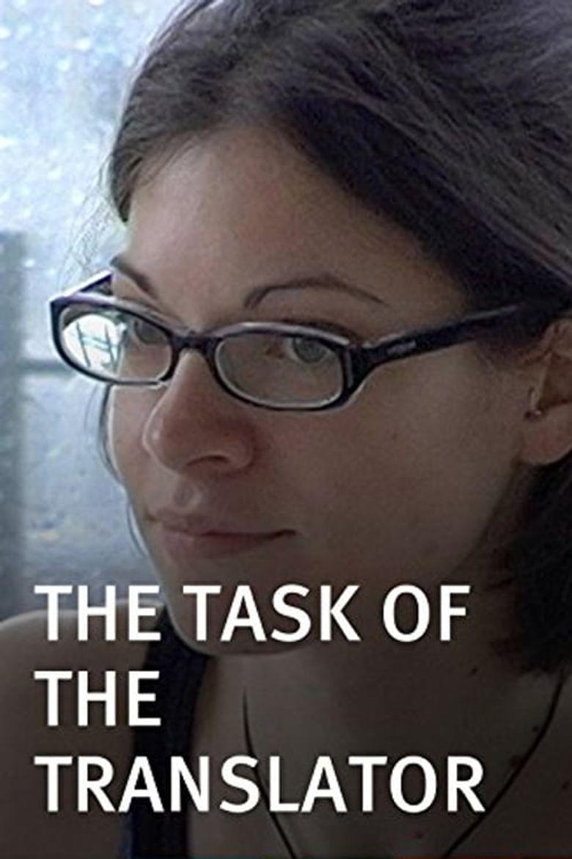 The Task of the Translator Poster