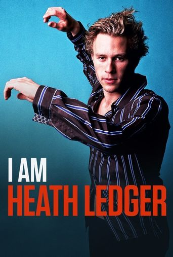 I Am Heath Ledger Poster