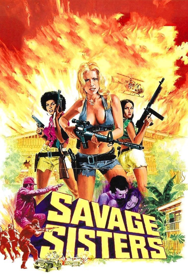 Savage Sisters Poster
