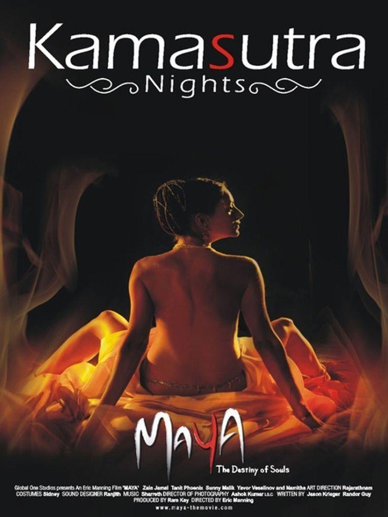 Kamasutra Nights Poster