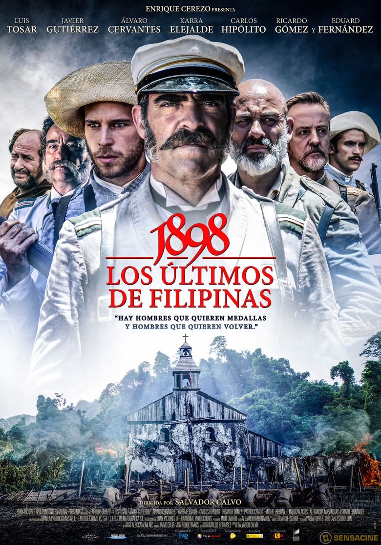 Watch 1898. Our Last Men in the Philippines