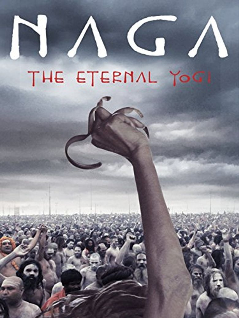 Naga the Eternal Yogi Poster