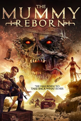 Mummy Reborn Poster
