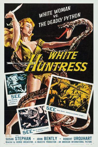 Golden Ivory Poster