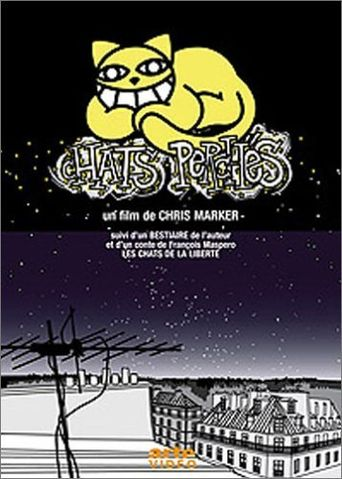 The Case of the Grinning Cat Poster