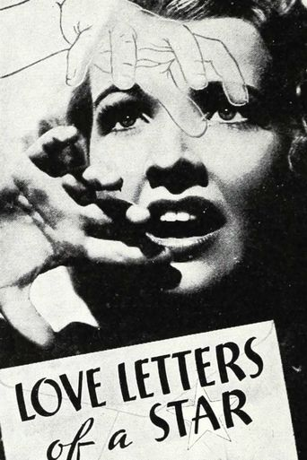 Love Letters Of A Star Poster