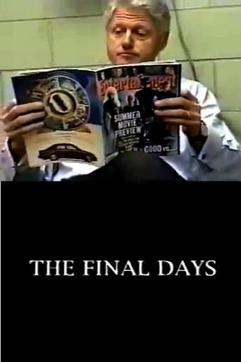 The Final Days Poster