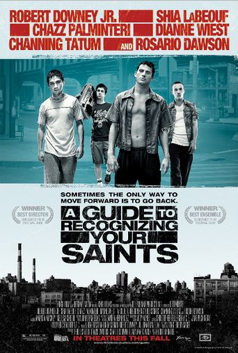 A Guide to Recognizing Your Saints Poster