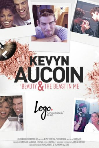 Kevyn Aucoin Beauty & the Beast in Me Poster