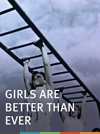 Girls Are Better Than Ever Poster