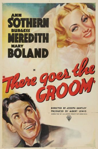 There Goes the Groom Poster
