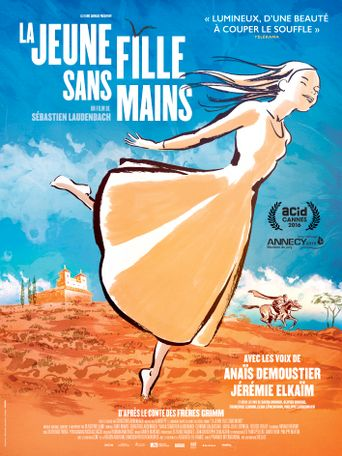 The Girl Without Hands Poster