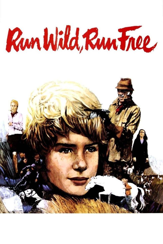 Run Wild, Run Free Poster