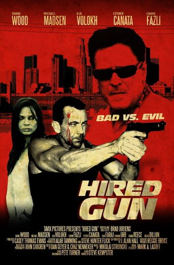 Watch Hired Gun