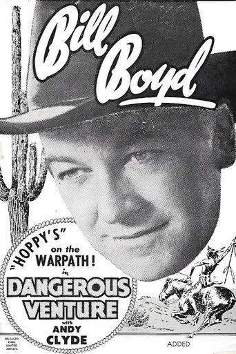 Dangerous Venture Poster