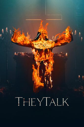 They Talk Poster