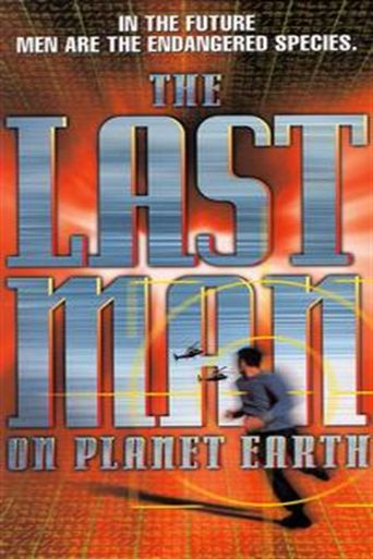 The Last Man on Planet Earth Poster