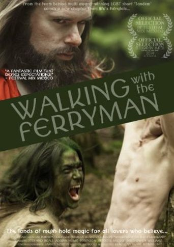 Walking with the Ferryman Poster