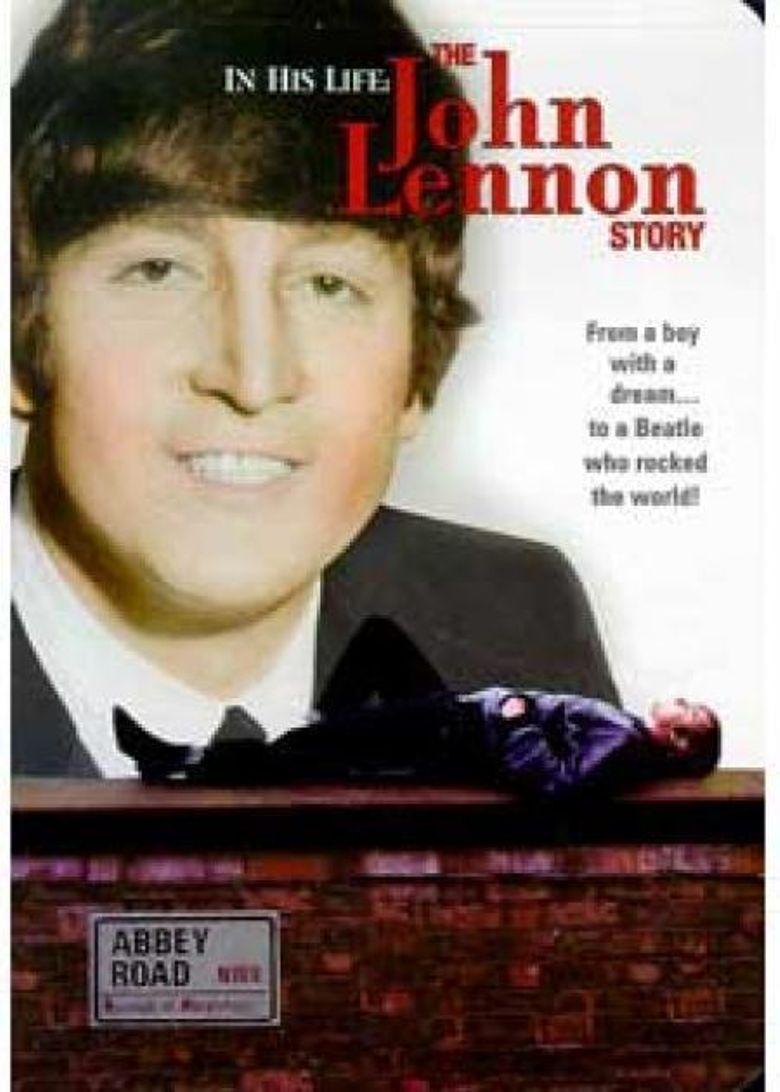 In His Life: The John Lennon Story Poster