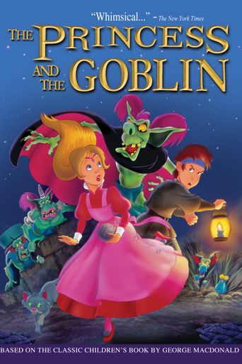 The Princess and the Goblin Poster