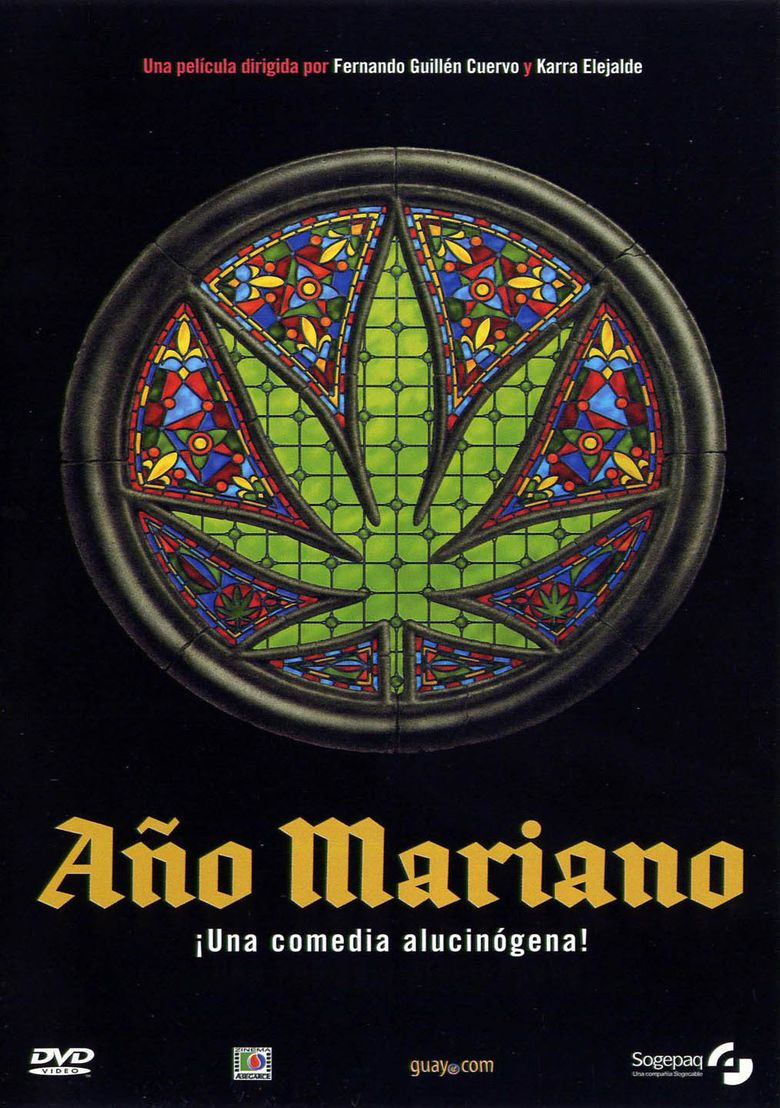 Año Mariano Poster
