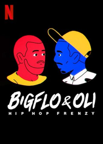 Bigflo & Oli: Hip Hop Frenzy Poster