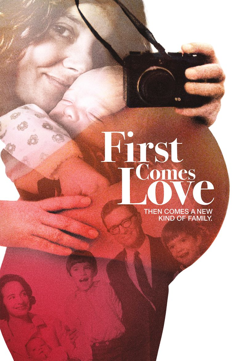 First Comes Love Poster