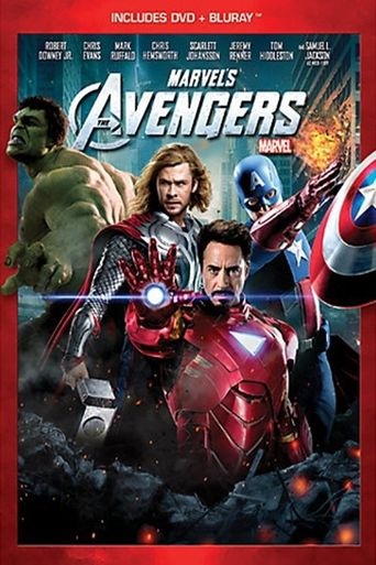 The Avengers: A Visual Journey Poster