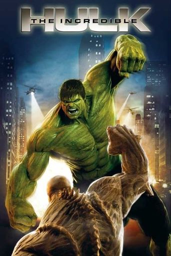 The Making of The Incredible Hulk Poster