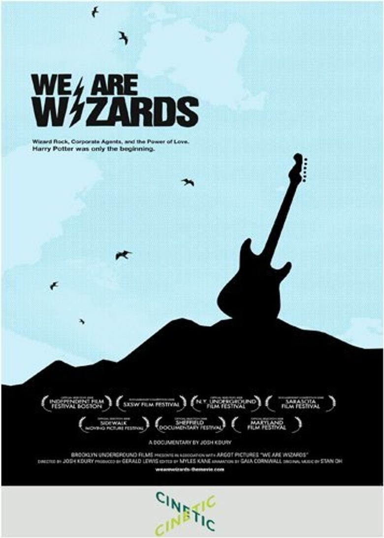 We Are Wizards Poster