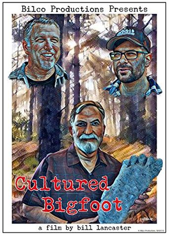 Cultured Bigfoot Poster