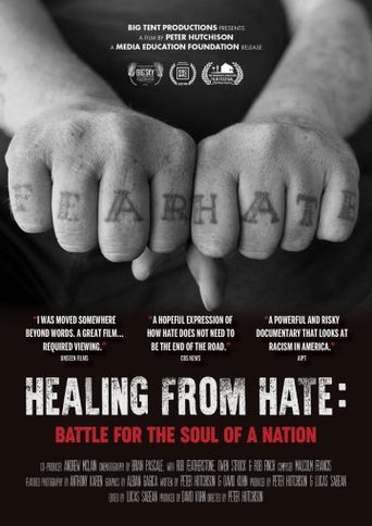Healing From Hate: Battle for the Soul of a Nation Poster