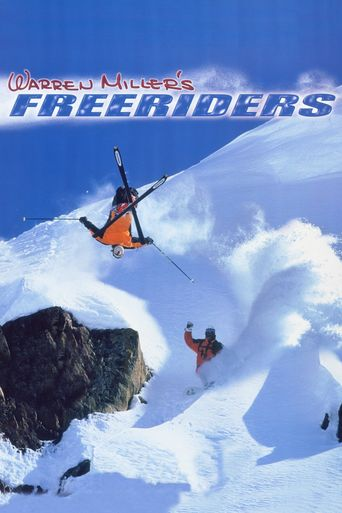 Freeriders Poster