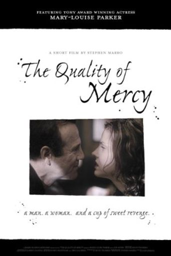 The Quality of Mercy Poster