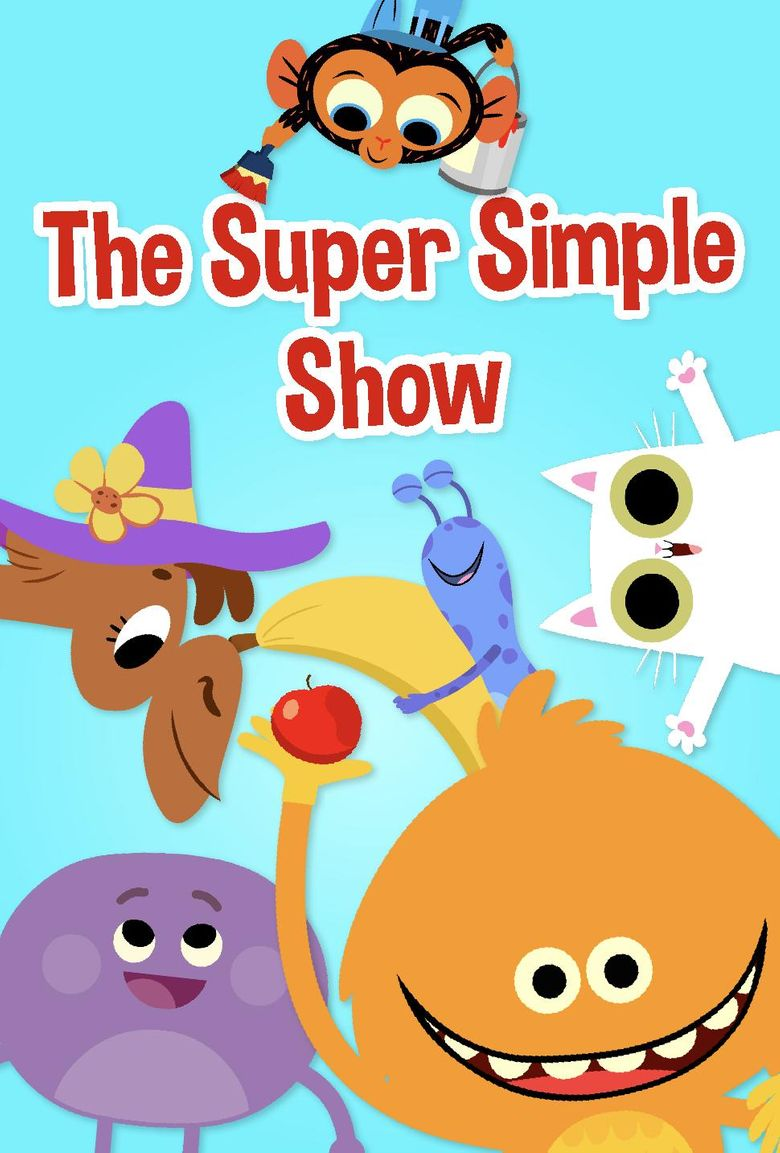 The Super Simple Show Poster