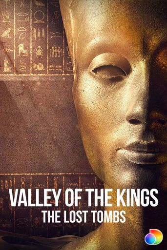 Valley of the Kings: The Lost Tombs Poster