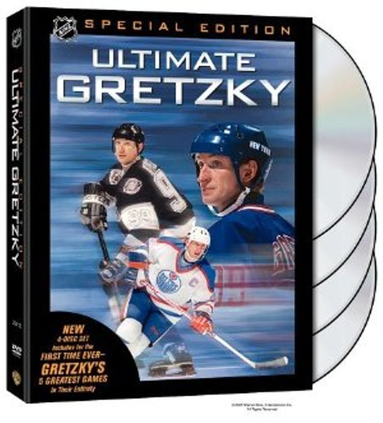 Ultimate Gretzky Poster