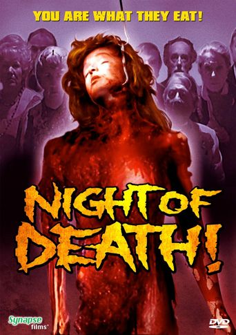 Night of Death! Poster