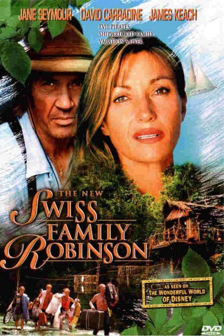 The New Swiss Family Robinson Poster