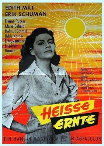 Heiße Ernte Poster