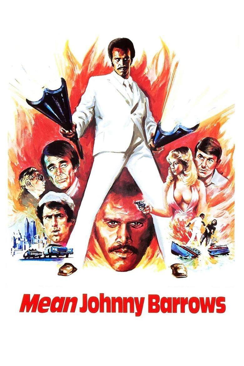 Mean Johnny Barrows Poster