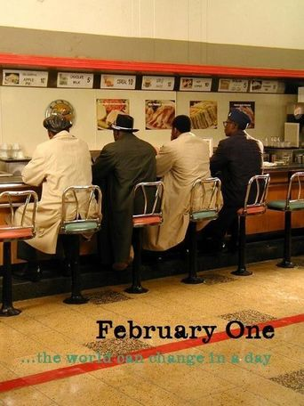 February One: The Story of the Greensboro Four Poster